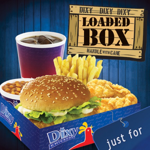 Loaded Box Meal