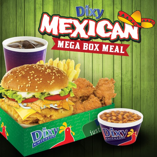 Mexican Mega Box